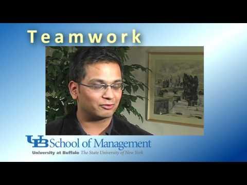 Teamwork - a vital component