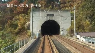 【前展望】スーパー白鳥1号 青森~函館