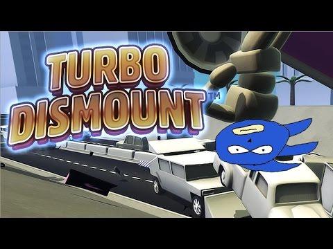 Turbo Dismount - SANIC GO FAST