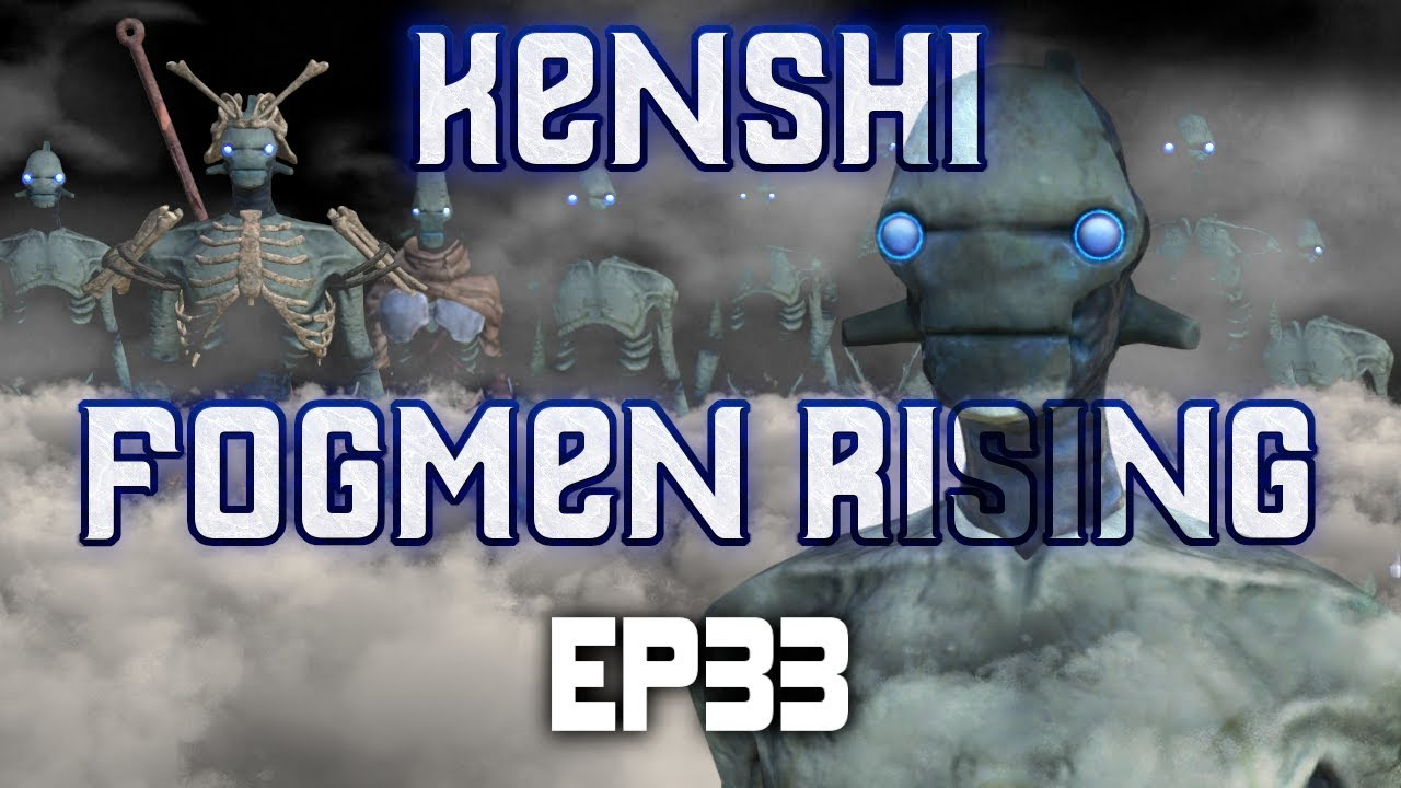 Kenshi | Fogmen Only Playthrough + War with the Hive!!! | EP33