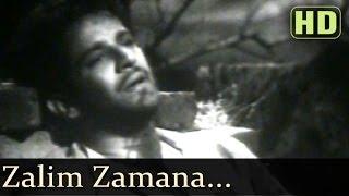 Zalim Zamana Mujhko Tumse (HD) - Dillagi 1949 Songs - Shyam Kumar - Suraiya - Naushad