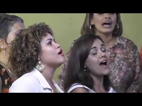 Igreja Cristã Abrigo - Senhor tudo és pra mim - Mass Choir