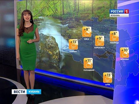 На Кубани испортится погода