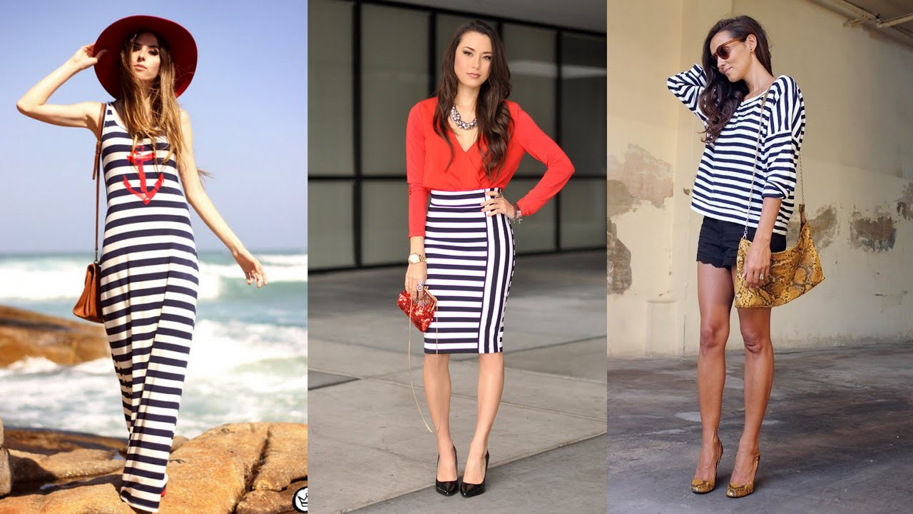 The Nautical Style Always Looks Good In Summer Youtube