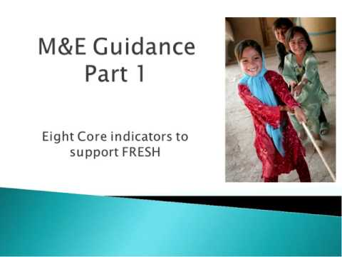 Webinar Core Indicators of High Quality, Comprehensive School Health & Development Approaches