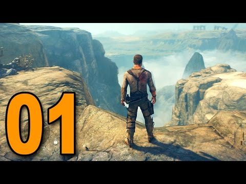 Mad Max - Part 1 - Wasteland Rebel (Let's Play / Walkthrough / Gameplay)
