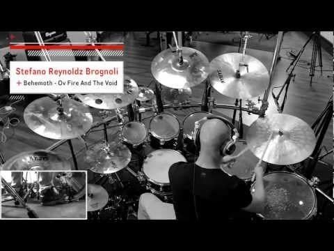 Behemoth - Ov Fire And The Void Drum Cover by Stefano Reynoldz Brognoli