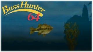In-Fisherman Bass Hunter 64 Nintendo 64 Gameplay Walkthrough Part 7 - Tournament 7!