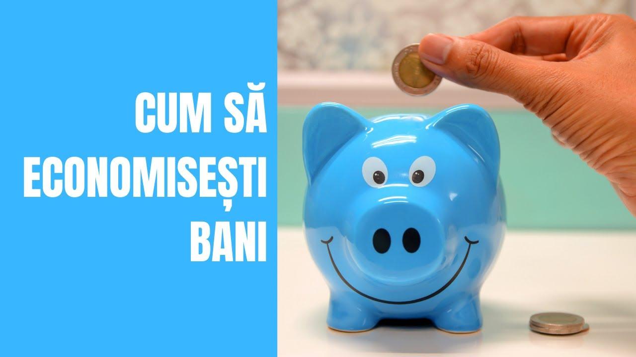 cum să economisiți bani)