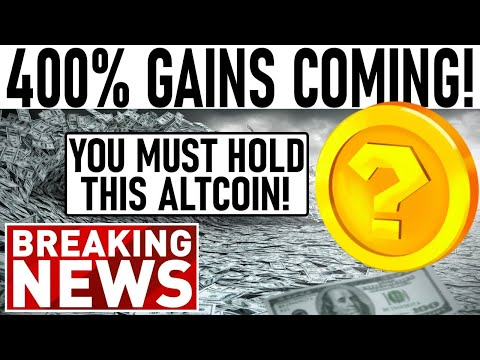 HOLD THIS ALTCOIN: 400% PROFITS!  BITCOIN MOVE COMING: 48HRS! CRITICAL UPDATE FOR HARDWARE WALLETS!