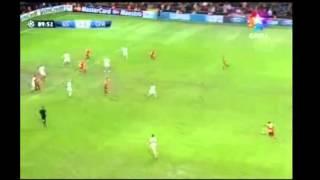 Dany nin Cluj maçında çektiği müthiş şut!