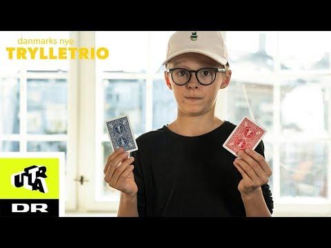 Kan Villum trylle blå til rød? (Afsnit 10)   Danmarks nye trylletrio  Ultra