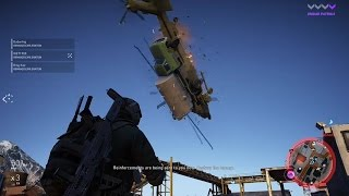 Ghost Recon Wildlands FAIL | Truck+Heli kills the Soldier (Xbox One)