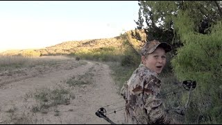 Texas Javelinas- Spot & Stalk with a Bow- Logan Wrinkle Memory Chase