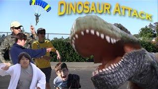 Dinosaur Attack (2011)
