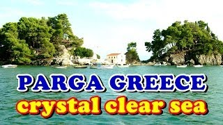 Parga Greece Relax Paradise Holiday NEW HD