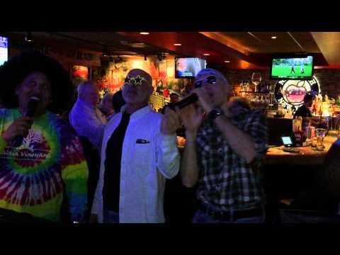 Karaoke insanity!