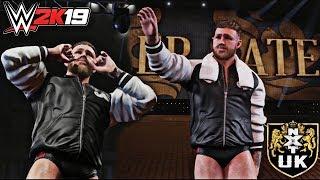WWE 2K19 TYLER BATE OFFICIAL ENTRANCE! (PS4)