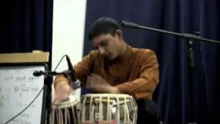 Archit Krishna, Tabla Solo