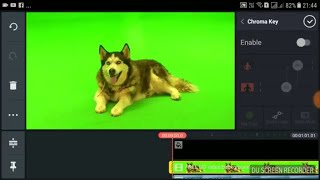 how to make green screen videos in kinemaster in tamil