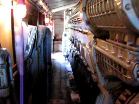 WP 918D F7 Locomotive Walkthrough YouTube