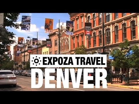 Denver (United States) Vacation Travel Video Guide
