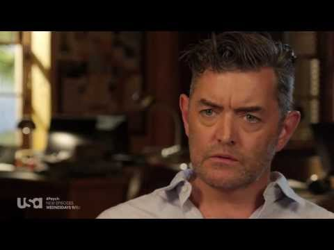 Psych Season 8   with Timothy Omundson