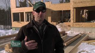 Ridgeview Construction Structural Insulated Panel SIP House