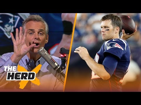 Colin Cowherd talks great NFL quarterbacks in 2018, Sam Darnold's rookie year | NFL | THE HERD