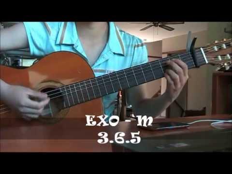 EXO-M - 3.6.5 Guitar Cover 自彈自唱