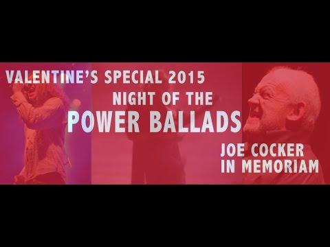 Night of the Power Ballads 2015