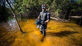 Finding River Treasure in the AMAZON Jungle!!! (DANGEROUS)