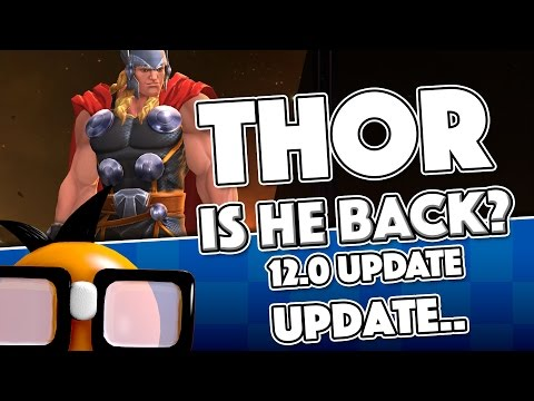 THOR: Is He BACK? 11 vs 12.0 vs 12.0.1 Comparison