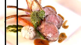 The Point Restaurant & Terrace - Bermuda - Gourmet - On Voyage.tv