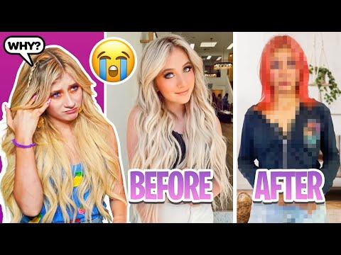 Why I Had To Cut Off All My Hair **emotional reaction**💇♀️✂️ |Elliana Walmsley