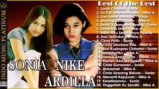 Download NIKE ARDILLA & SONIA FULL ALBUM