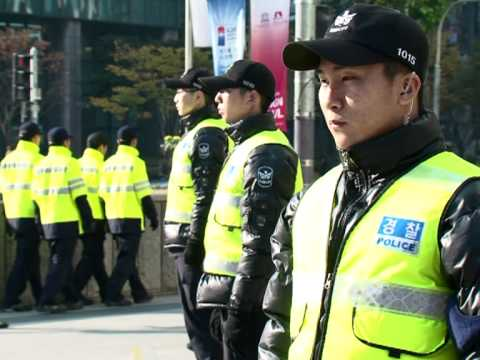 Security lockdown in Seoul as G20 summit kicks off