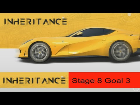 Real Racing 3 RR3 - Inheritance - Stage 8 Goal 3 ( Upgrades = 3333313 )