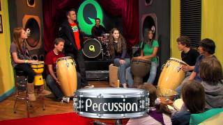 """The Percussion Family"" Episode #19 Preview - Quaver"