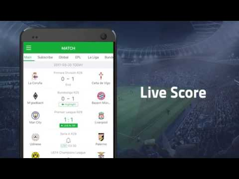 All Football-Live Scores, News