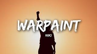 NIKI - Warpaint (Lyrics)
