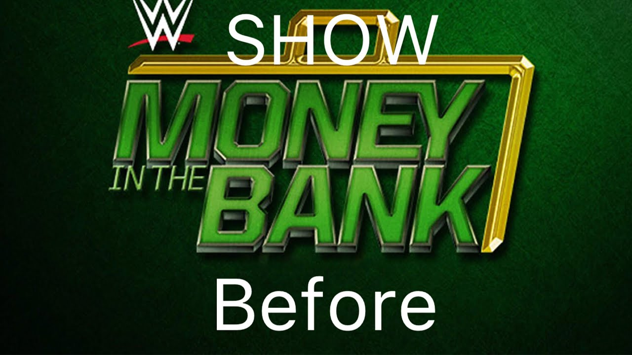 TS wrestling 2k Show before Money In the bank 2020