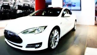 Tesla Shares Rise Despite Reporting a Loss