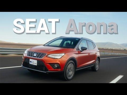 SEAT Arona - La SUV más guay | Autocosmos