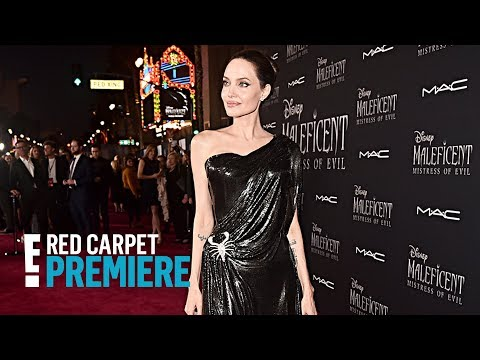 Maleficent Mistress Of Evil World Premiere Red Carpet E Red Carpet Award Shows
