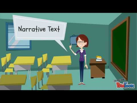 What Is Narrative Text?
