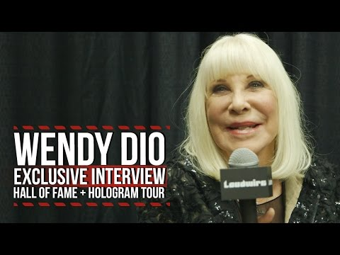 Wendy Dio: Full Ronnie James Dio Hologram Show 'Should Be Ready by September' Mp3