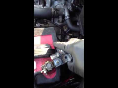 Main Fuse Blew No Power 2002 Nissan Altima