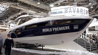 boot 2015: Luxusjachten im Fokus - Fjord 48, Bavaria Sport 450, Princess 98