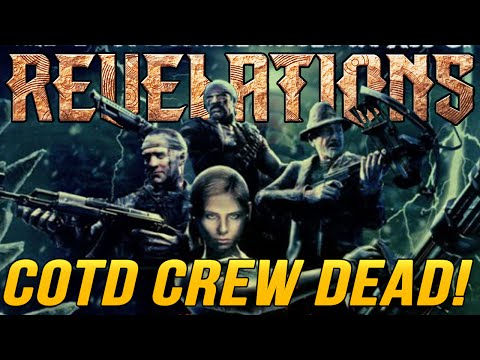 Call of the Dead Crew Dead | Sarah Michelle Gellar in Shangr-La | Revelations Storyline Radios